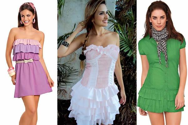 comprar vestidos sociais