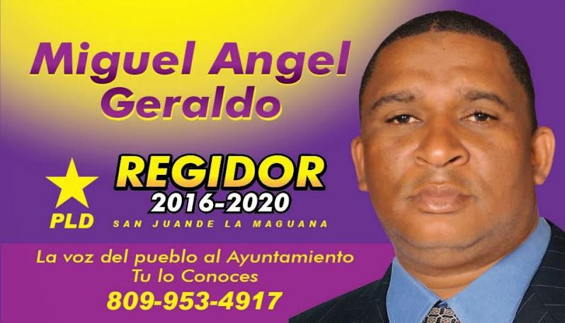 Un periodista para el Ayuntamiento de San Juan