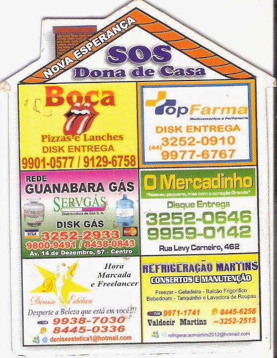 SOS Dona de Casa