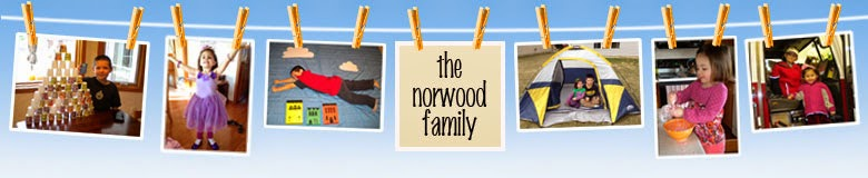 Norwood Family Blog