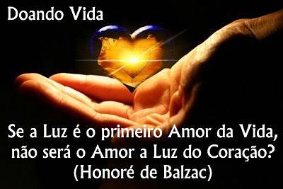 Luz, Amor da Vida