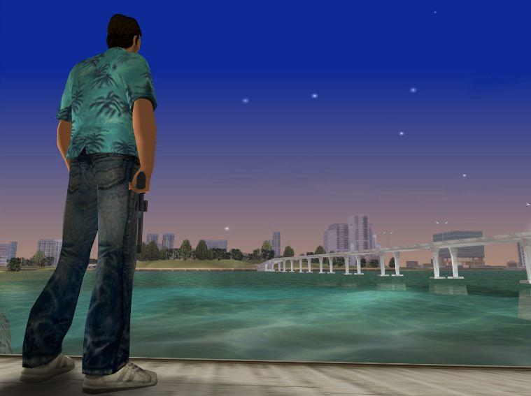 Xbox vice city death row mission