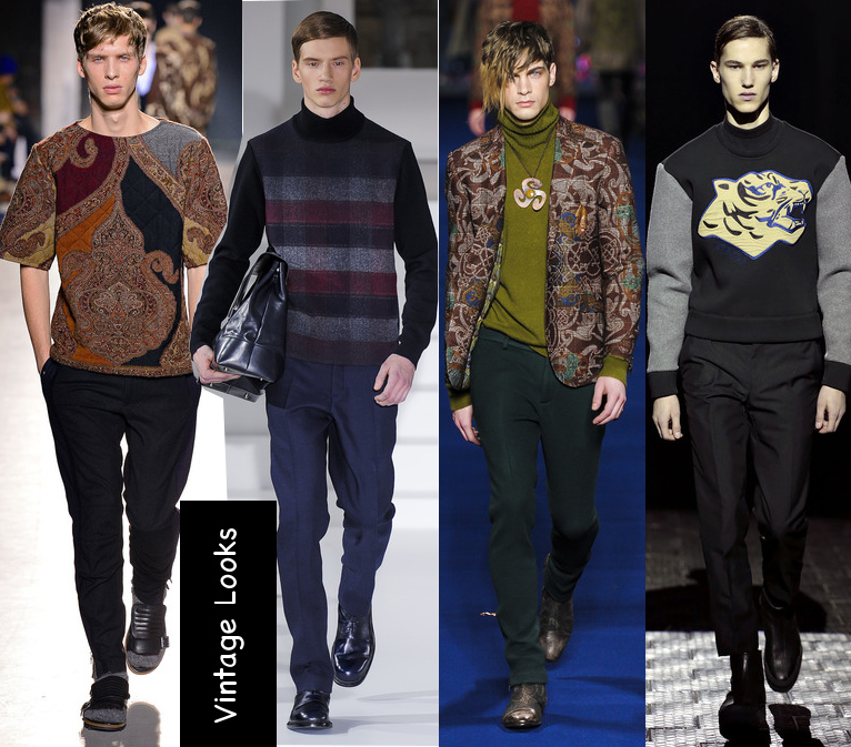 mens fall 2013 vintage outfits