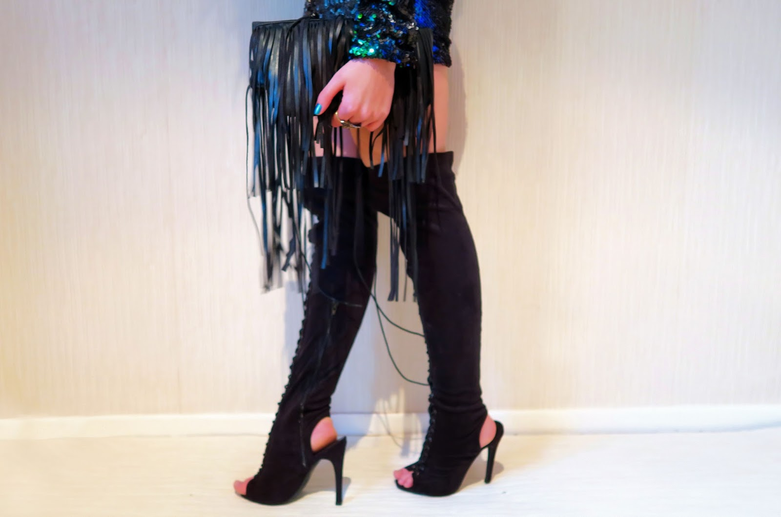 thigh-high-laceup-boots-style @ hayleyeszti