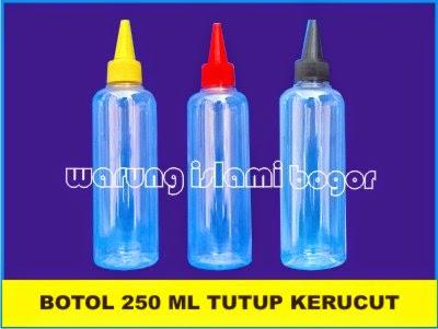 Jual Botol Kerucut 250ml