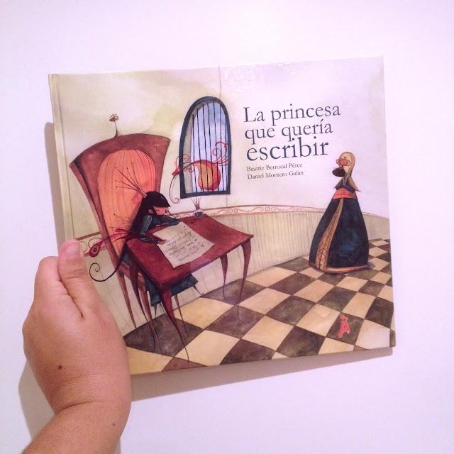 cuento-princesa-queria-escribir