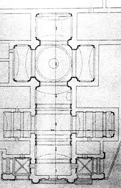 Planta de la iglesia según Maria Teresa Minervini (2)
