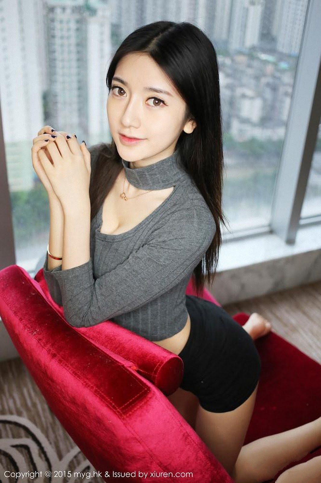 30 - Sexy Girl Model MYGIRL VOL.119