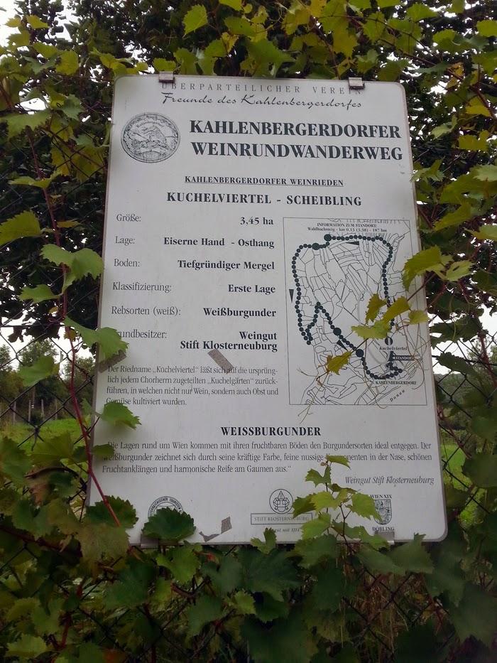 Kahlenbergerdorfer Weinrundwanderweg