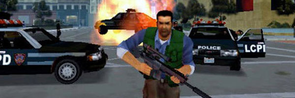 GTA: Grand Theft Auto Liberty City Stories para PSP