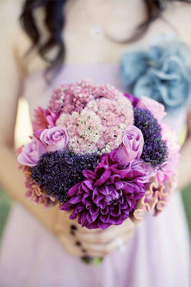 25 Stunning Wedding Bouquets - Part 1 - Belle the Magazine . The