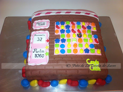 tarta Candy Crush 1