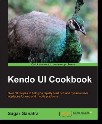 Kendo UI Cookbook
