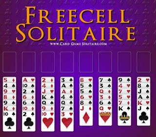 لعبة فري سل freecell