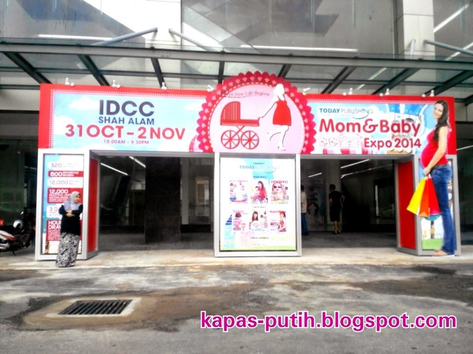 Mom & Baby Expo 2014 @ IDCC Shah Alam