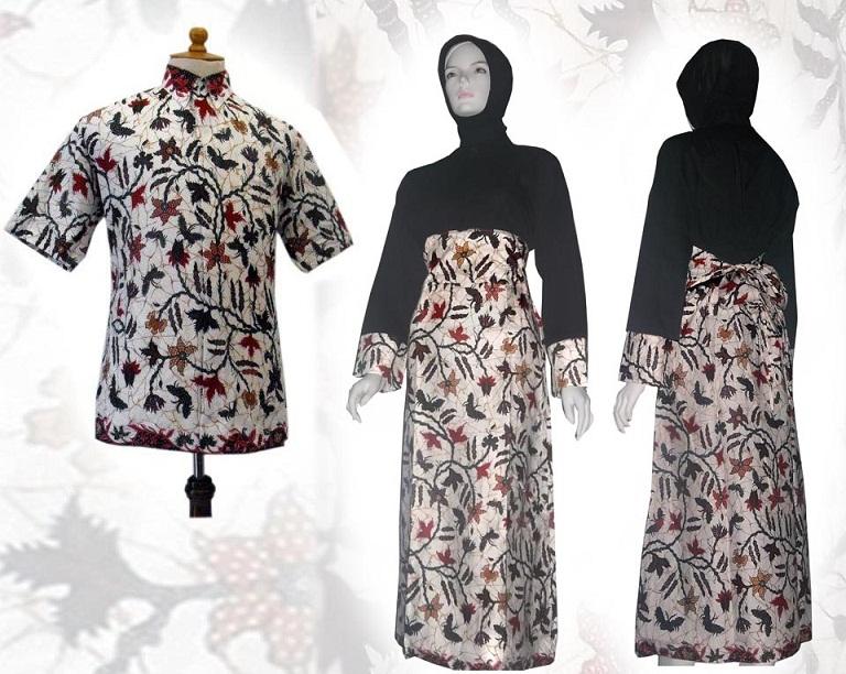 Baju Batik Solo Couple Sarimbit Model Baju Batik Modern Terbaru, baju