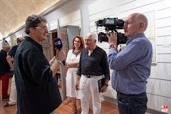 Massimo Nardi intervista RAI - Matera Capitale Europea della Cultura 2019