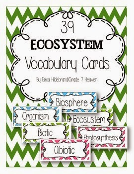 interactions in ecosystems grade 7 pdf worksheet