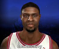 NBA 2K14 Nazr Mohammed Cyberface Mod