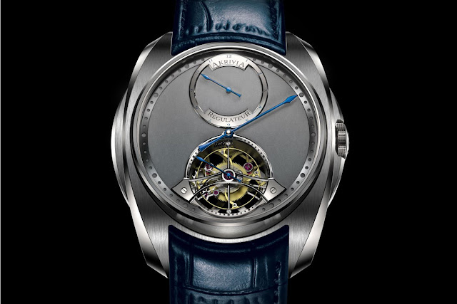 AkriviA - Tourbillon Regulator