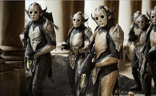 Dark Elves Marvel