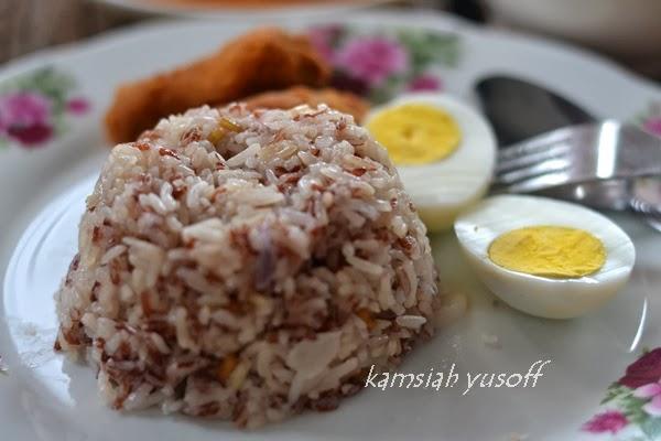 Resepi Nasi Dagang Kelantan