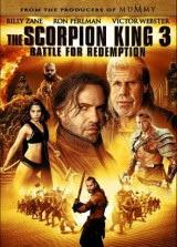 El Rey Escorpión 3 – Batalla por la redención (2011) Online