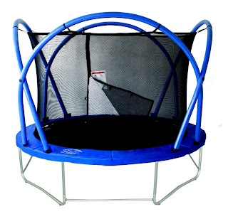 Funtek 12 Foot Round Trampoline On Sale Now at Quality Toys