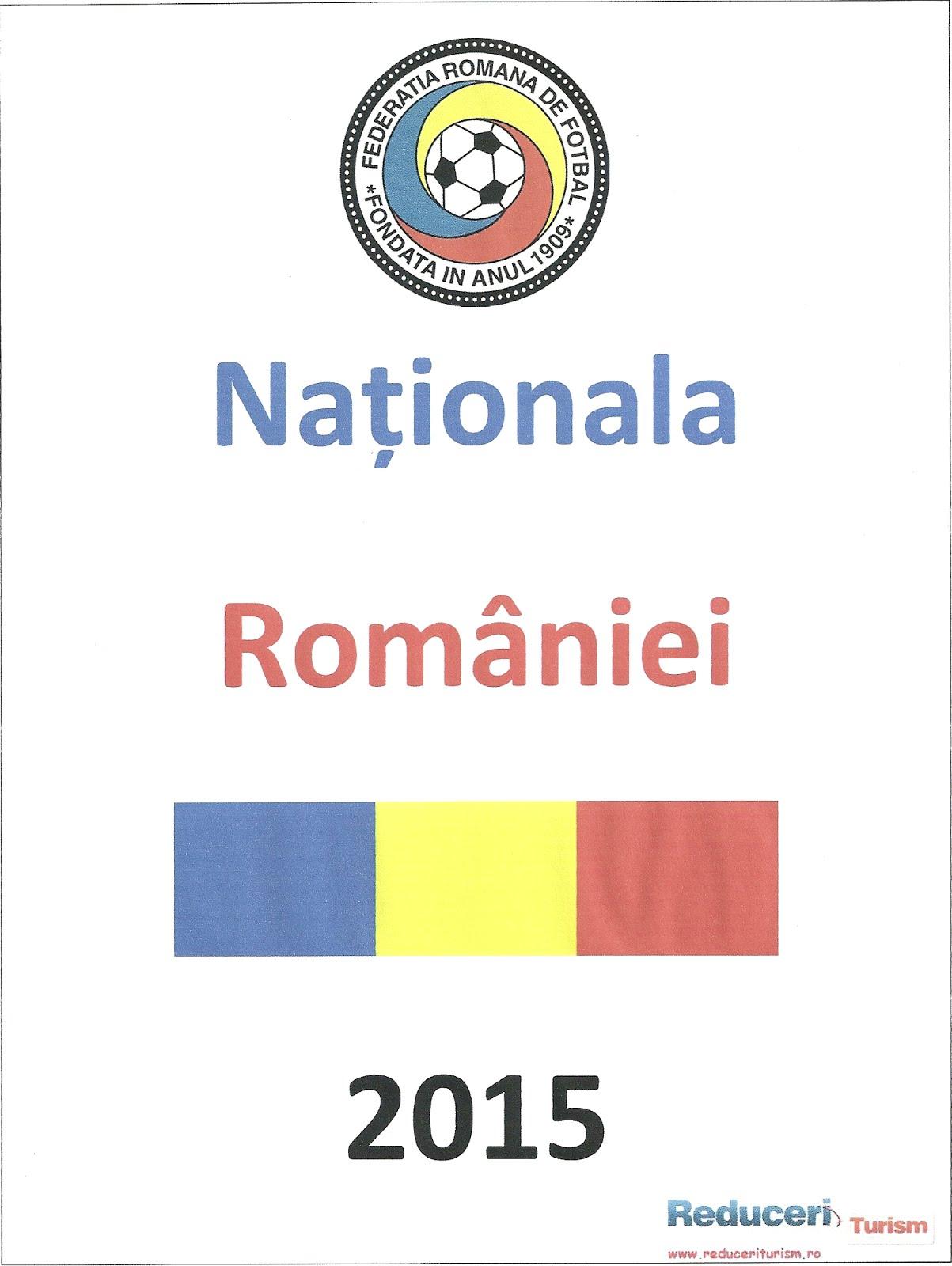 NAȚIONALA ROMÂNIEI 2015