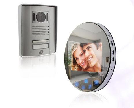 sezam portes automatiques interphone video extel loona. Black Bedroom Furniture Sets. Home Design Ideas