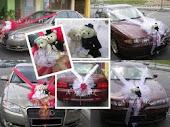 pakej kereta pengantin