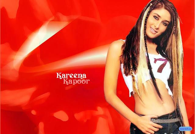 Singer  Kareena Kapoor