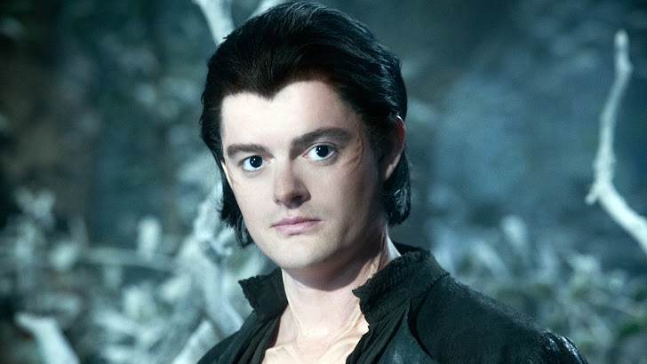 Sam Riley Maleficent 2014