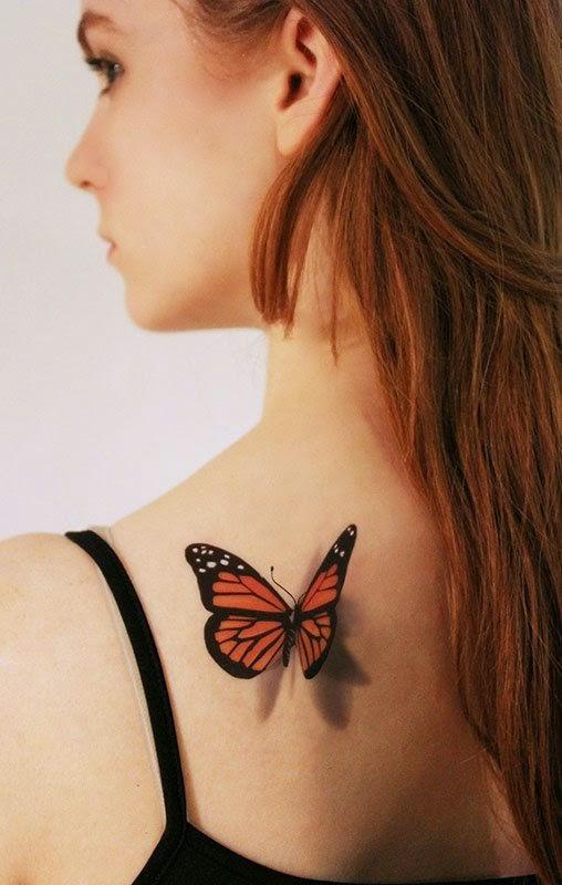 La zona del hombro y omóplatos, es quizás una de la mas vinculada a la parte femenina del tatuaje. Hemos seleccionado, una galería con ideas para tatuarse