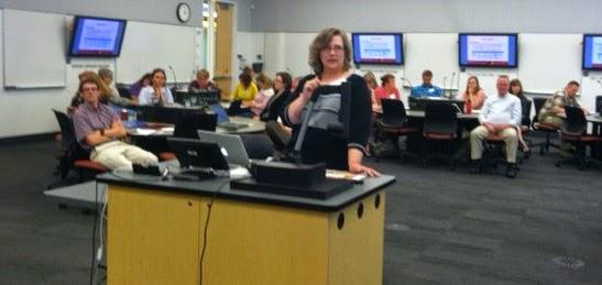 Photo of Carrie Meyer, University of Minnesota