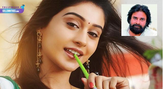 Regina Romance with pawan Kalyan New Movie 'Kushi 2'