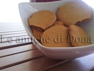 Biscotti al torroncino
