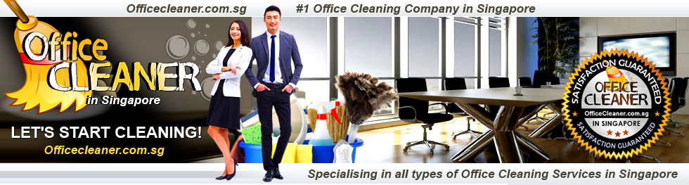 Office Cleaner Singapore