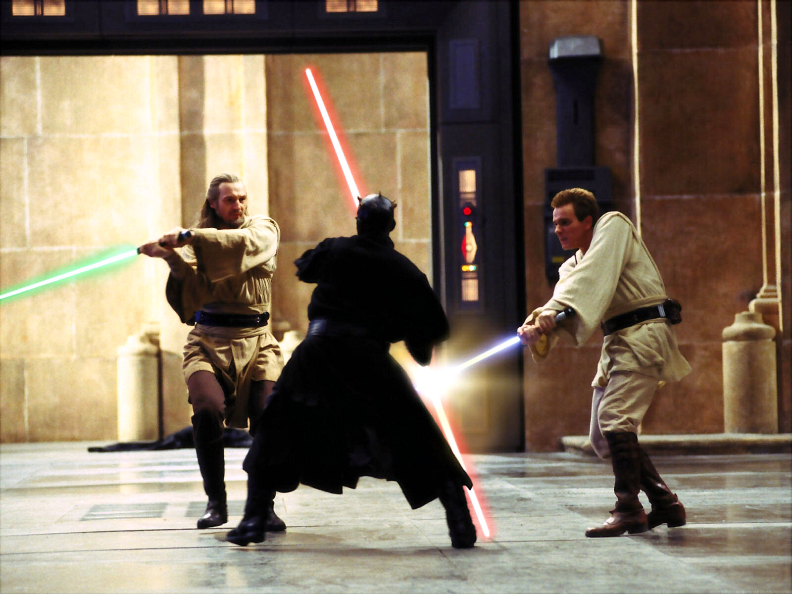 Review star wars episode i the phantom menace