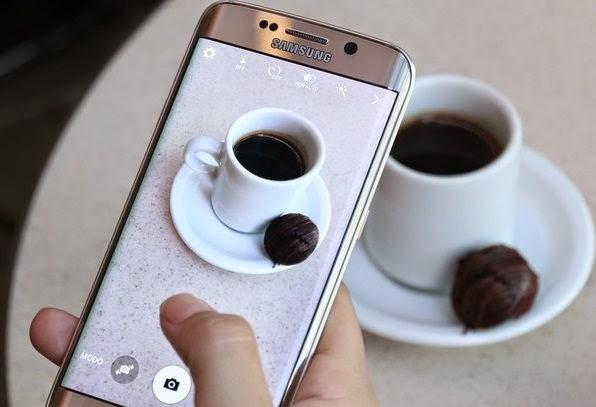 Câmera do Galaxy S6 é uma das melhores do mercado