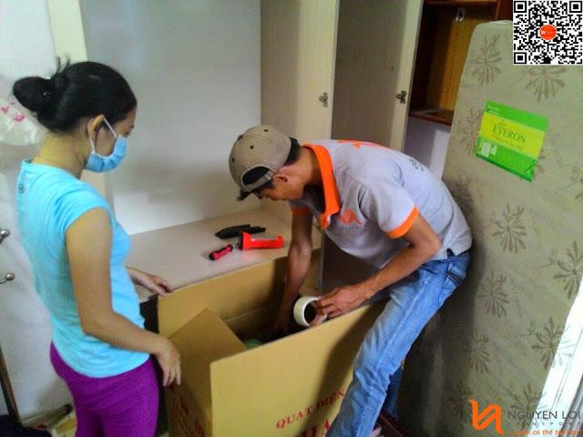 Dịch vụ chuyển nhà trọn gói  - 05