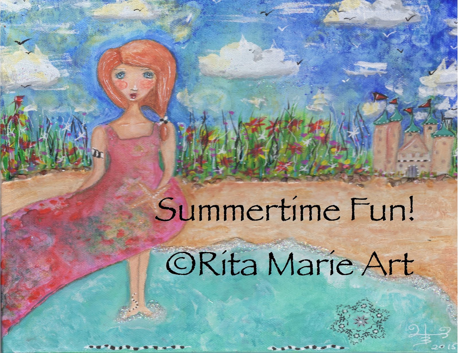 Summertime Fun Workshop