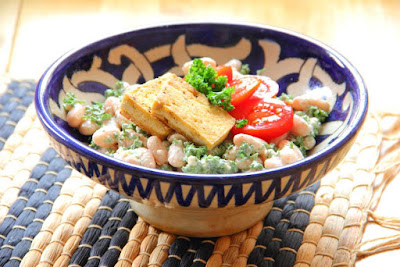 Antalyan Bean Salad