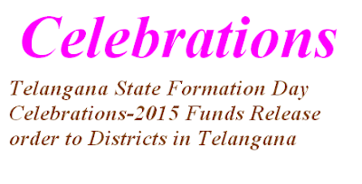 Telangana govt plans grand state formation day celebrations,National News,National News,Telangana , Telangana govt plans grand state formation day celebrations,news, India news,PTI Stories News,PTI Stories News in India ,Hyderabad ,Hyderabad news ,2015-04-08