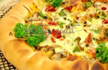 Oktay Usta Kenarı Kıvrık Pizza Tarifi Yeşil Elma