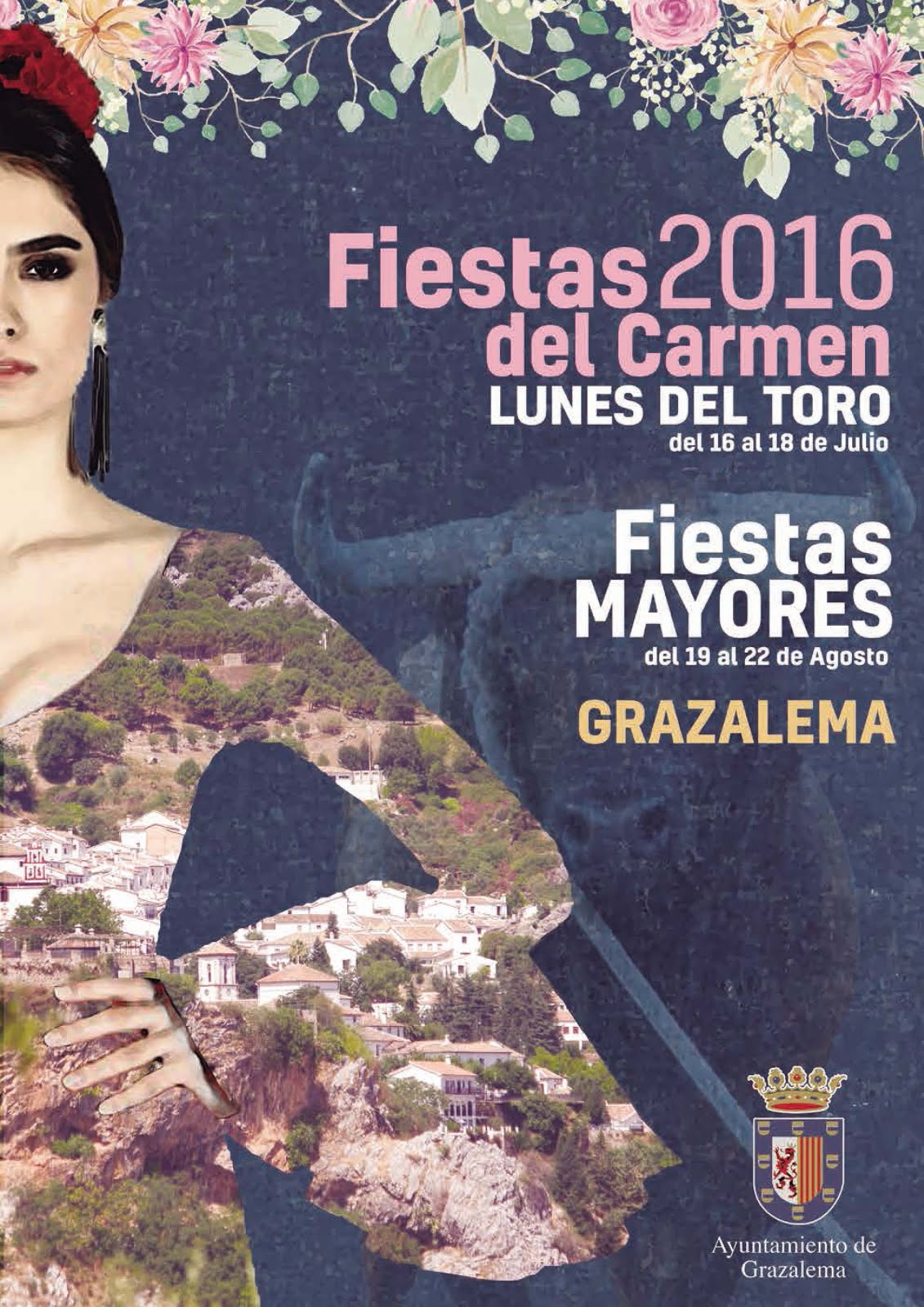 Fiestas del Carmen Lunes del Toro del 15 al 18 de julio