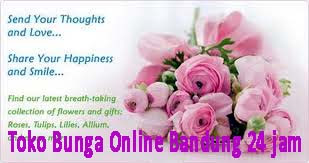 toko bunga online bandung 24 jam