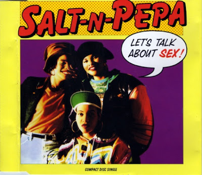 Salt-N-Pepa – Let's Talk About Sex (CDM) (1991) (320 kbps)