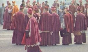 Falso concilio vaticano II