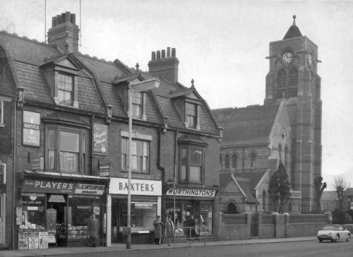 St James End before 1965